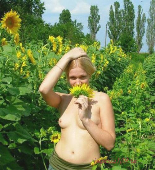 Девушка путана Инесса реал фото